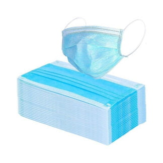 3 ply disposable face masks