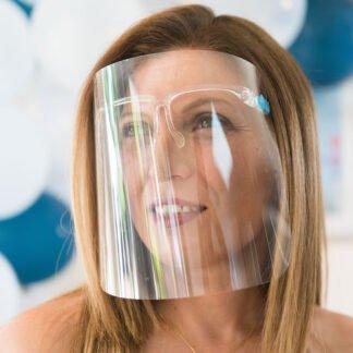 face shield clear visor 2021